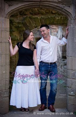 Raglan Castle Wedding Photography