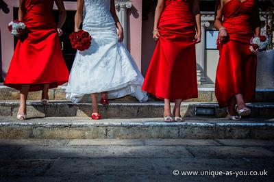 Cwrt Bleddyn Wedding Photographer