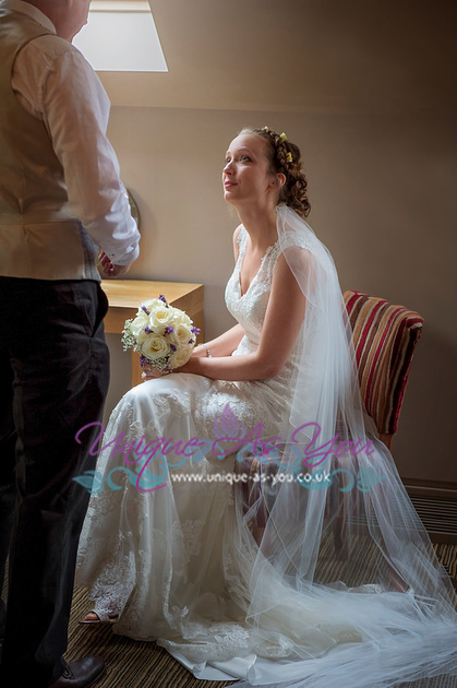 Hyde Barn Cotswold Wedding Photographer