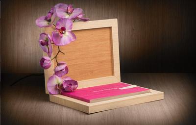 Wedding photography Graphistudio album and box
