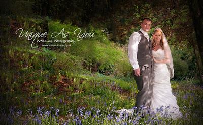 wedding photographer woodland photograph Ledbury