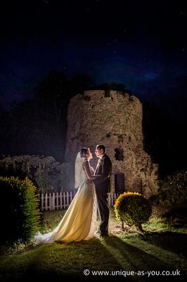 Usk Wedding photographer