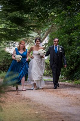 Usk Castle Wedding photography