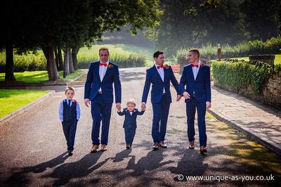 Cwrt Bleddyn Usk Wedding Photographer