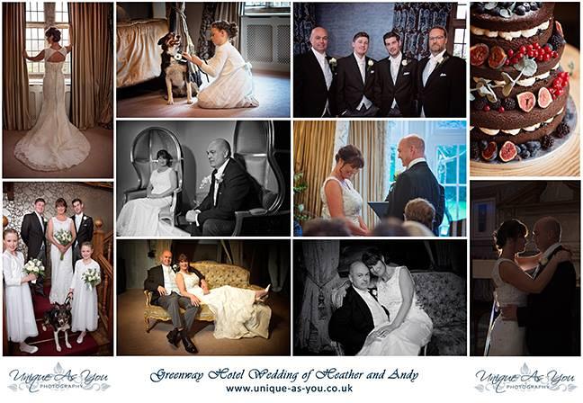 Greenway Hotel Cheltenham Wedding Photography