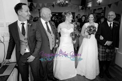 wedding photography at Caer LLan, Monmouthshire