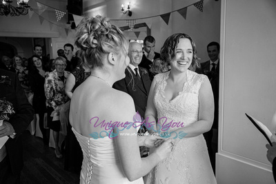 wedding photography at Caer LLan, Monmouthshire